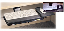3M AKT100 Keyboard Tray