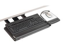 3M AKT 180 LE Adjustable Keyboard Tray