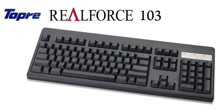 Realforce 103UB Keyboard