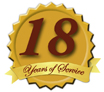 Serving our Customers for 18 Years