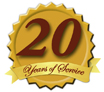 Serving our Customers for 20 Years