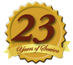 Serving our Customers for 23 Years