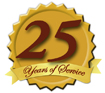 Serving our Customers for 25 Years