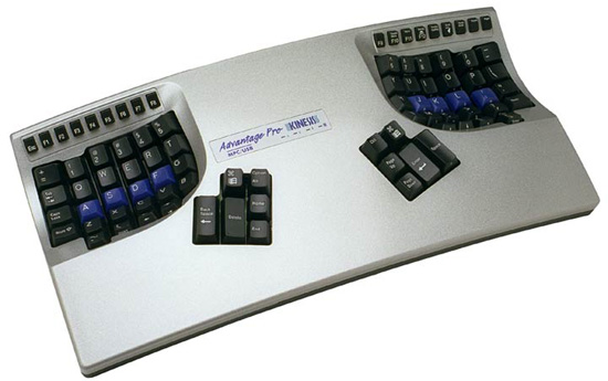 Kinesis Advantage Pro Programmable Keyboard