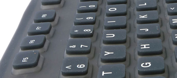 Compact Flexible keyboard