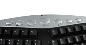Multimedia Touchpad Keyboard keys