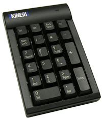 21 Key Low Force Keypad
