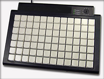 84 key programmable keypad