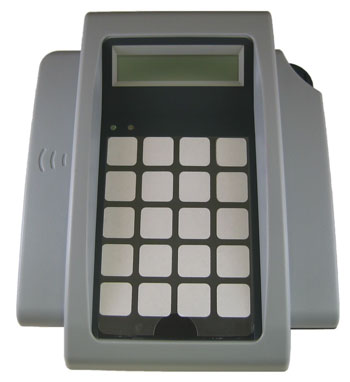 Genovation 12 Key Programmable Mini Terminal