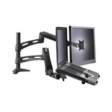 3M EZ Adjust Dual Monitor Arm