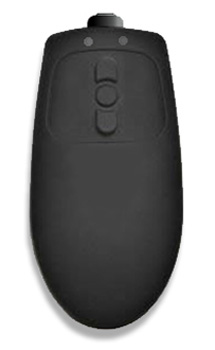 Water Resistant Optical Bluetooth Black Mouse