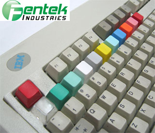 IBM Model M Color Keycaps