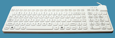 Compact Washable Keyboard