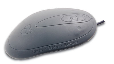 Washable Optical Scroll Mouse