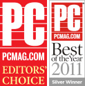 PC Mag Best of Year Award - Evoluent