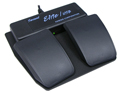 Double Action Foot Switch Foot Pedal