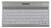 Compact Bluetooth Multimedia keyboard