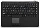 Water Resistant Rackmount Keyboard with Touchpad