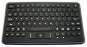 Mini Backlit keyboard with Pointing Device