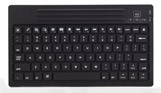 Super Mini Bluetooth Multimedia Keyboard for iPad