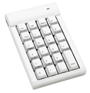 21 Key Low Force MAC Keypad