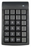 24 Key Programmable Numeric Keypad