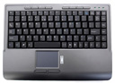 Slim Multimedia Touchpad Keyboard