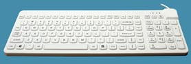 Water Resistant Contaminant Proof keyboard