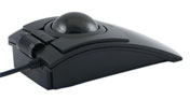 High Performance Laser Trackball