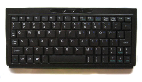 Super Mini Bluetooth Wireless Computer Keyboard