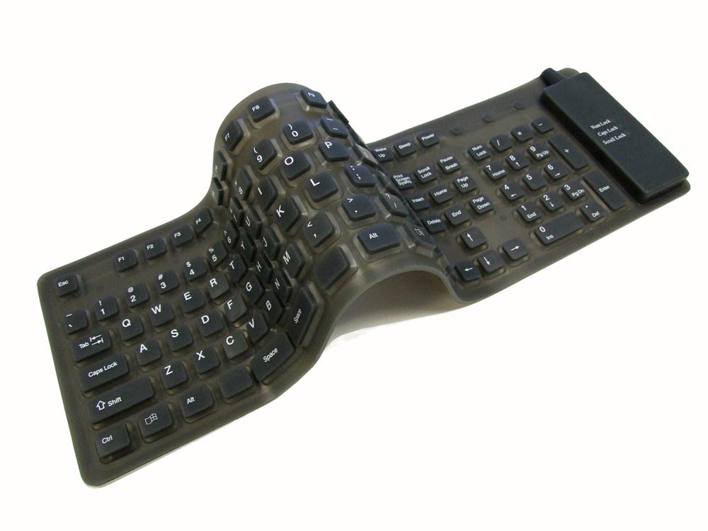Гибкая клавиатура для компьютера купить 1