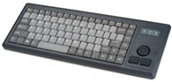 Water Resistant Industrial Keyboard with Pointing Device
