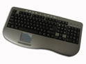 Multimedia Touchpad Keyboards